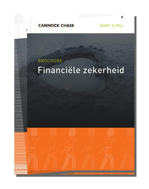 Brochure Financiële zekerheid