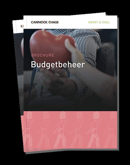 Brochure Budgetbeheer